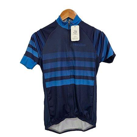 camisa ciclismo nordico mirror ref 1075