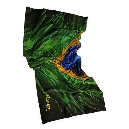 bandana tubular Brasil ref 1213