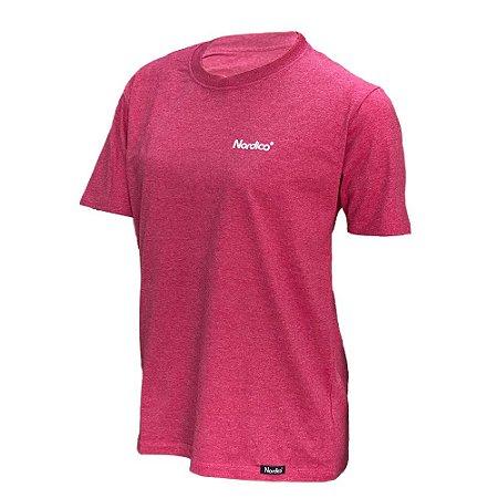camiseta nordico elite rosa outlet