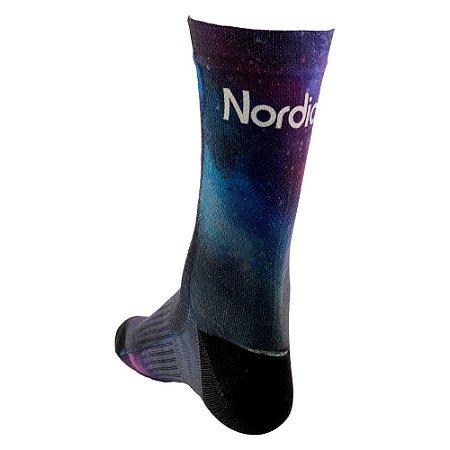 Meia cano medio Nordico Space tam 38 ao 43 ref 447