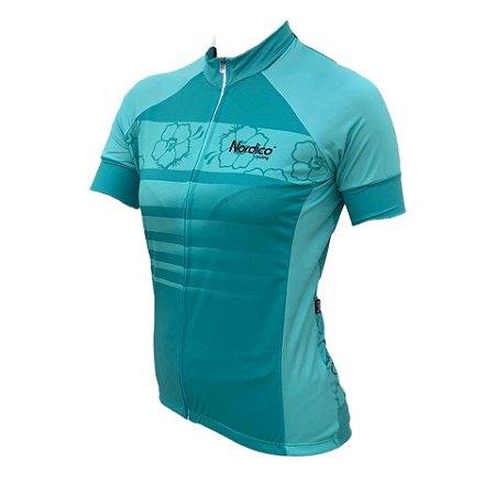 camisa ciclismo feminino nordico MILENA REF 1026