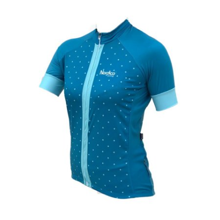 camisa ciclismo feminino nordico TAMIRES REF 1029