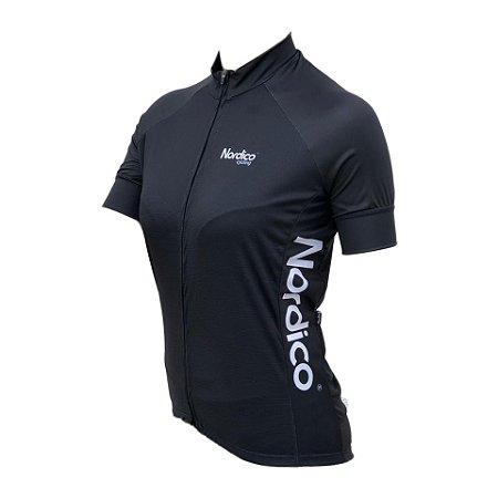 Camisa ciclismo feminino nordico dany REF 1054