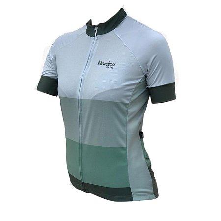Camisa ciclismo feminino nordico marcilene REF 1092