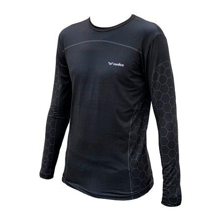 Camisa manga longa proteção uv nordico loki 1188 c45