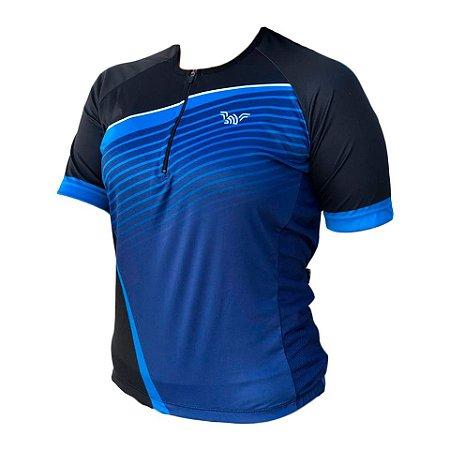 camisa ciclismo iniciante nordico tati ref 1258