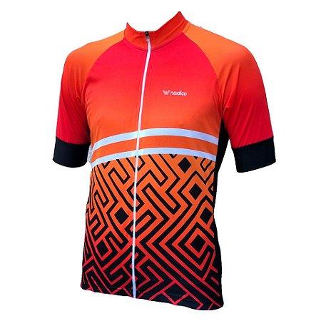 Camisa ciclismo nordico Leonardo ref 1307