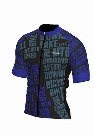 Camisa ciclismo nordico bike ref 1330e