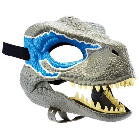 Máscara com Movimento - Velociraptor Blue - Jurassic World