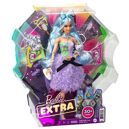 Barbie Extra Deluxe Articulada 30+ Looks - Mattel