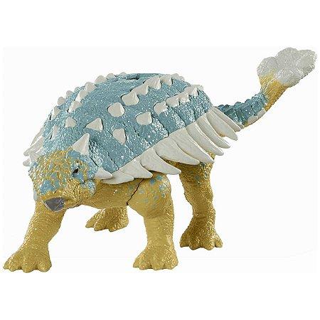 Dinossauro Ankylosaurus Bumpy - Dino Escape - Jurassic World - Mattel