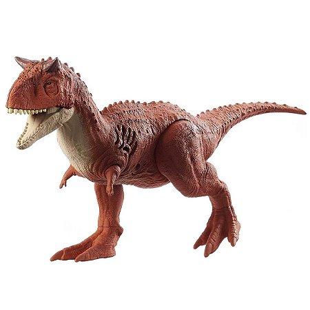 Dinossauro Carnotaurus - Dino Escape - Jurassic World - Mattel