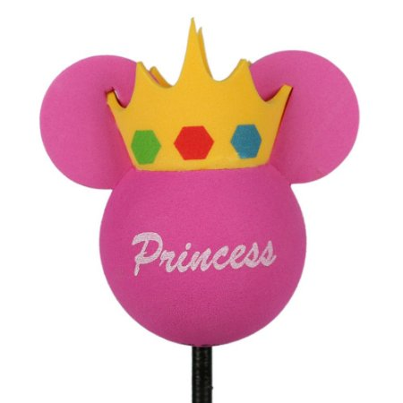 Enfeite para Antena Disney Minnie Princess