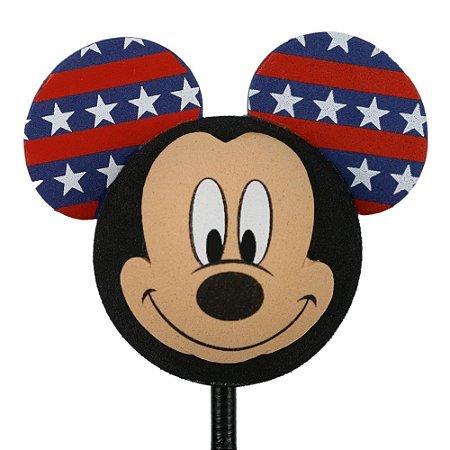 Enfeite para Antena Disney Mickey Estrelas Estados Unidos