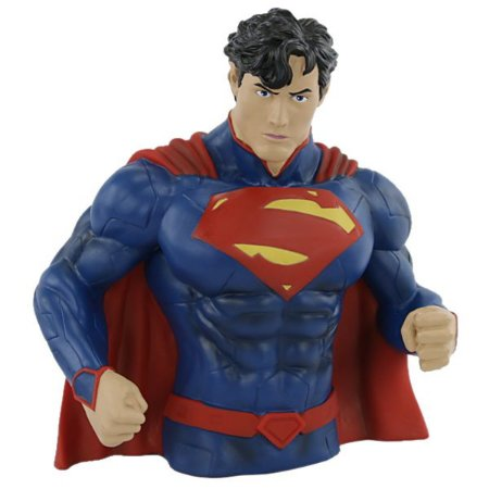 Cofre Busto Superman