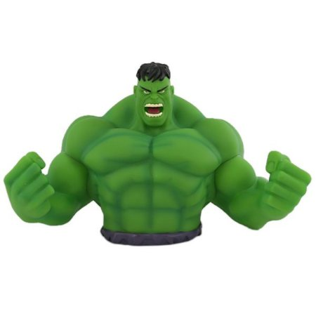 Cofre Busto Hulk