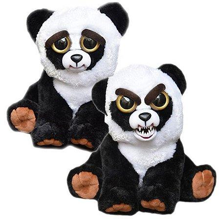 Pelúcia Feisty Pets Urso Panda