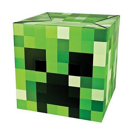 Máscara Minecraft Creeper
