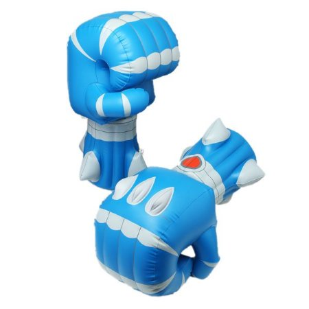 Luva Inflável Gigante Robô