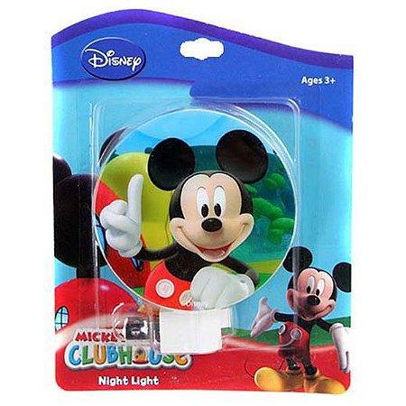 Luz Noturna Mickey Disney