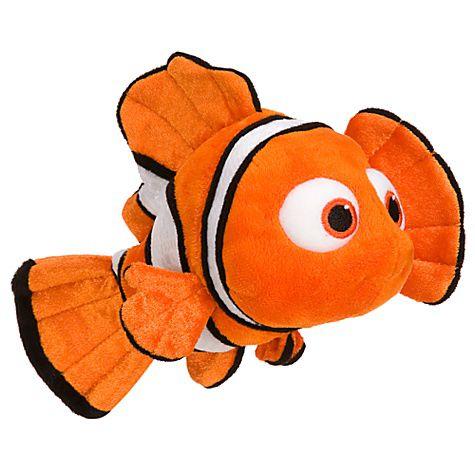 Pelúcia Nemo Disney Pequeno