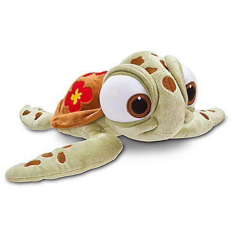 Pelúcia Squirt Procurando Nemo Disney