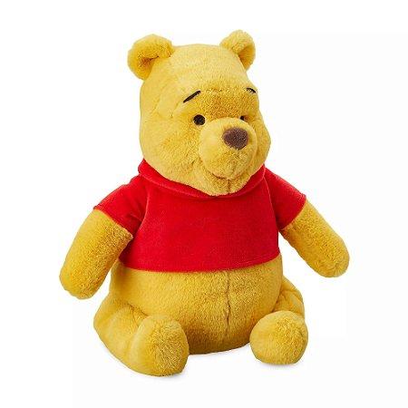Pelúcia Ursinho Pooh Disney Médio