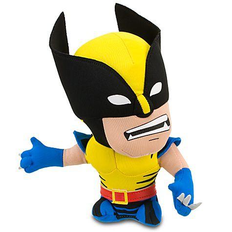 Pelúcia Wolverine