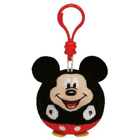 Chaveiro De Pelúcia Disney Mickey Ballz
