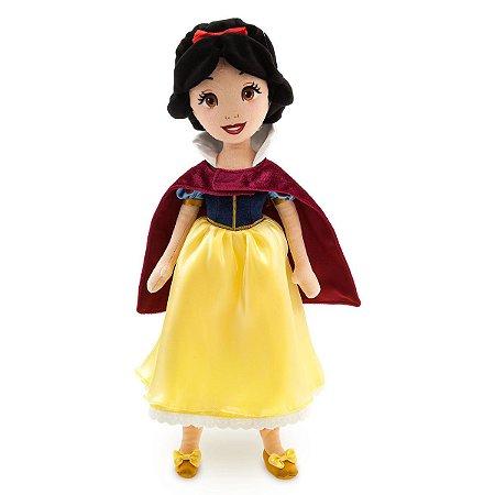 Pelúcia Princesa Branca de Neve Disney