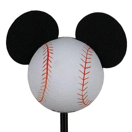 Enfeite para Antena Disney Mickey Bola de Baseball