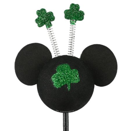 Enfeite para Antena Disney Mickey Trevo da Sorte