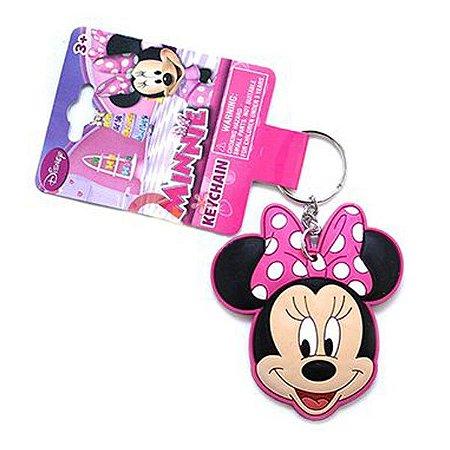 Chaveiro Rosto Minnie Disney