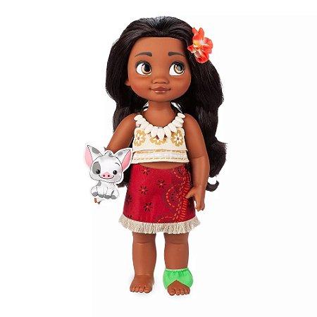 Boneca Princesa Moana Disney Animators