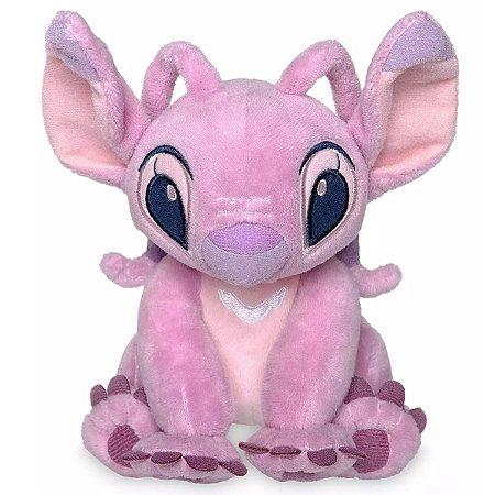 Pelúcia Angel Lilo & Stitch Disney Pequena