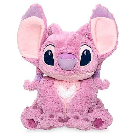 Pelúcia Angel Lilo & Stitch Disney Média