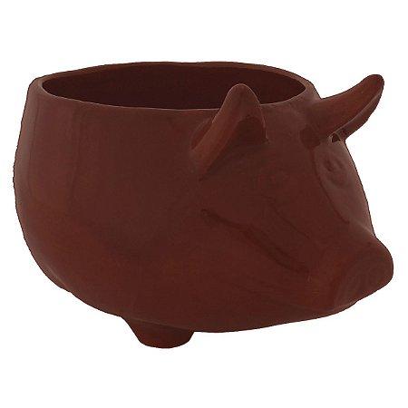 Porco Farofa de Barro