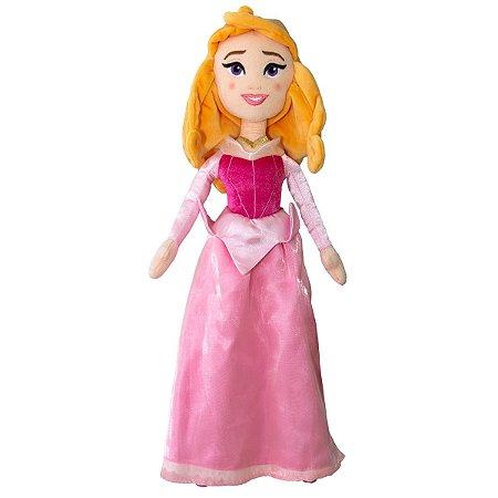 Pelúcia Princesa Aurora Disney
