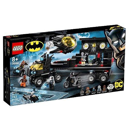 Lego Super Heroes 76160 Base Móvel do Batman