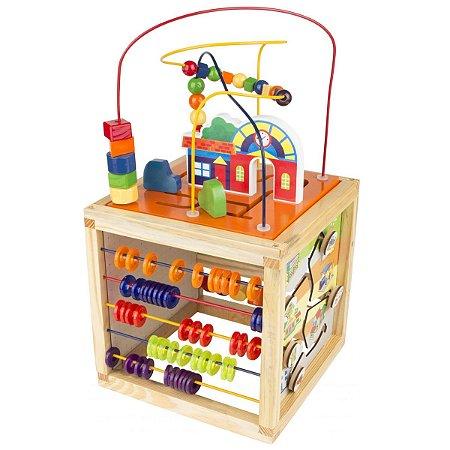Aramado Casinha Brinquedo Educativo Pedagógico Carlu