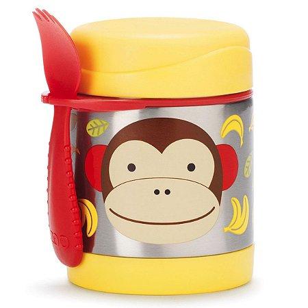 Pote Térmico Skip Hop Zoo Macaco