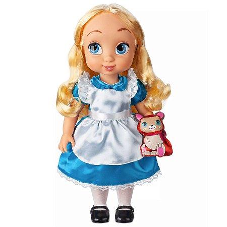 Boneca Princesa Alice no País das Maravilhas Disney Animators