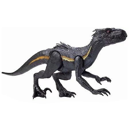 Dinossauro Indoraptor Jurassic World - Mattel