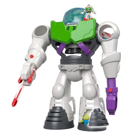Imaginext Buzz Lightyear Robot - Fisher-Price