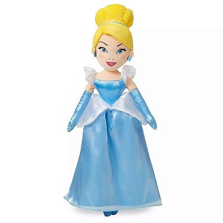 Pelúcia Princesa Cinderela Disney