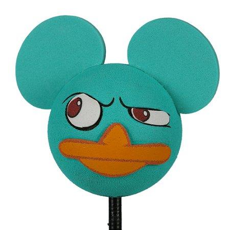 Enfeite para Antena Disney Agente Perry