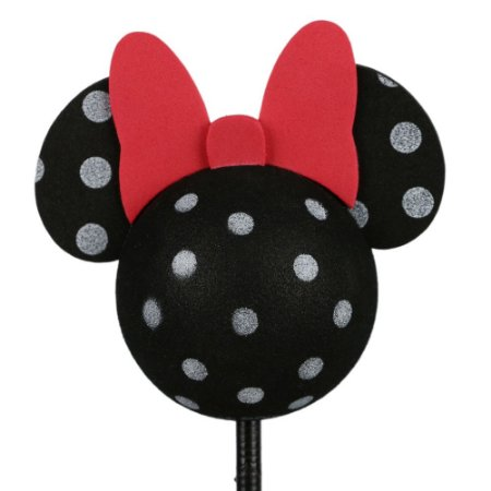 Enfeite para Antena Disney Minnie Pintadinha