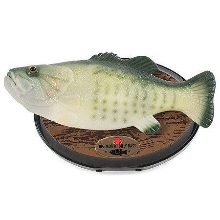 Peixe Cantor - Big Mouth Billy Bass
