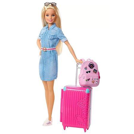 Barbie Viajante - Adventures - Mattel