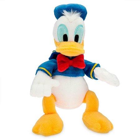Pelúcia Pato Donald Disney Pequeno